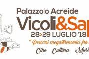 Vicoli&Sapori III Edizione 2018 - Percorsi enogastronomici fra i vicoli della città